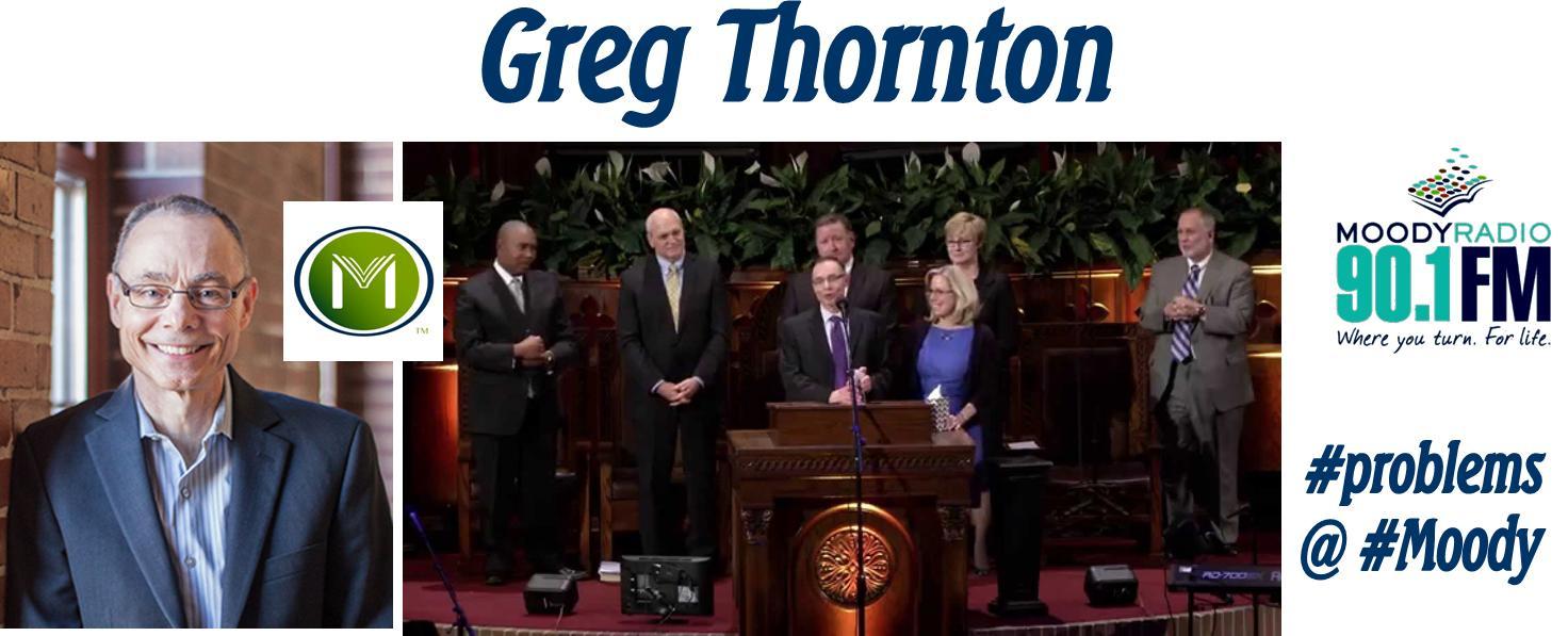 Problem of Thornton